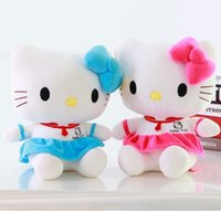 best direct tv - Factory Direct Sale Best selling Doll Hello KT Cat Cute KT Cat Plush Toys The Girl s Favorite Children s Birthday Present Plush Dolls