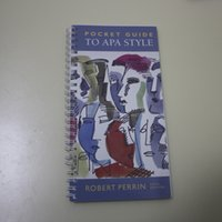 apa style - 2017 Pocket Guide to APA Style