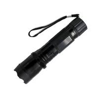 Wholesale Hot Sale New Type Edc Linternas Light Cree Led Tactical Flashlight Lanterna Self defense Torch built in