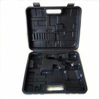Wholesale v v v v cordless Electric drill screwdriver Plastic box case no include drill power tool box no drill no screwdriver