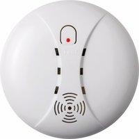 433 Detector de Humo Detector de Incendios <b>Sensor</b> de Incendio para Seguridad en el Hogar Interior Seguridad SM-03