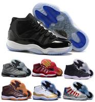 air fibre - New arrival Basketball Shoes Retro s XI Women Men Kid Shoes Dark Grey alpaca fibre Sneakers Georgetown Space Jam Citrus GS