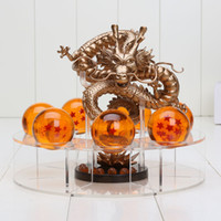 Wholesale Dragon Ball Z Dragon Shenlong Figure Crystal Balls Shelf Home Decoration Collection for DBZ Fans Best Birthday Gift for Children