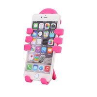 Wholesale Monkey Car Cell Phone Holder Style Air Vent Car Mount Silicone Variety Holder for Phone Lovely charm cell phone holder