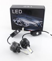 Wholesale Top sale led headlight H4 H7 H11 newest all in one headlight K W