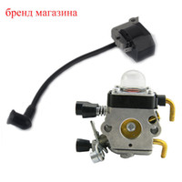 Wholesale Garden Tools Chainsaws Ignition coil fit STIHL FS38 FS45 FS46 FS55 FS55R FS55RC HL45 KM55R for Carburetor Carb Chainsaw