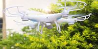 Hélicoptère télécommandé d'aéronef X5C d'aéronef modèle 2,4G drone aérien HD Quad copters RC Drones Livraison gratuite