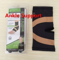 Wholesale 2017 Hot Sale Ankle Support foot Compression Sleeve Protect your Feet Any time