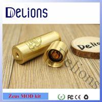 Mellody boîte mod France-2016 mellody terminator vaping boîte mod / mellody plus vapeur zeus Zeus MOD kit rda en stock