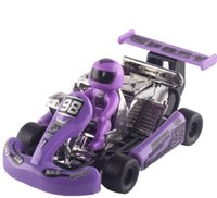 Wholesale The new pull back car karting children s educational toys equation car inertia car to spread goods