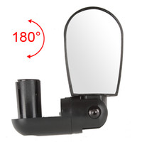 Wholesale ROBESBON Adjustable Safe Cycling Rearview Mirror Degree Adjustable Bicycle Reflector Rear View Mirror for Riding Safety CYC_355