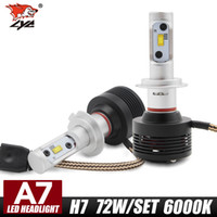 auto bulb holders - Auto spare parts car V super bright TX Chip K W LM super bright h7 headlight bulb holder