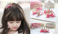 Wholesale Children s crown hair The issuing For the princess and As a birthday gift for your daughter