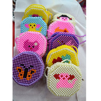 bag of foreign coins - 2015 new Korean Beaded Satchel Bag stock preparation of foreign trade manufacturers selling