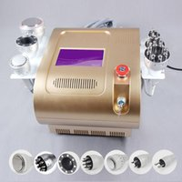 Wholesale HOT in1 Cool Sculpting Fat Freezing Cryolipolysis Ultrasonic Cavitation With Lipolaser Slimming Machine LLFA