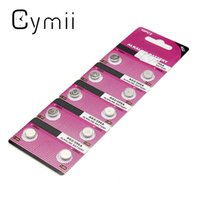 Wholesale Cymii TIANQIU AG7 A Watch Cell Button Watch Battery Batteries Watch Tools Accessories