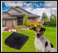 Wholesale wireless dog fence system outdoor garden electronic fencing device S model In Ground invisible fence for dog dhl