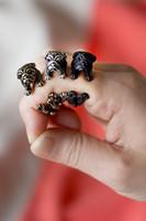 american bulldog gifts - Vintage Bulldog Ring for Men and Women Hot Fashion Animal Rings French Bulldog Ring Cute Animal Rings