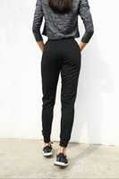 Wholesale Female thickening running loose sweatpants letter leisure Cotton trousers breathable absorbent small foot type