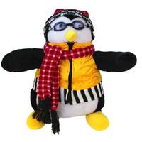 Wholesale Serious Friends Joey s Friend HUGSY Plush PENGUIN Rachel Stuffed Doll