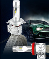automotive led bulb replacements - All in one S Super Bright White Automotive LED Headlights Hight Low Beam LED Light bulb Replacement Bulbs
