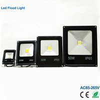 Wholesale CREE COB LED Flood Light IP66 Waterproof AC V W LM W LED Flood Light for Outdoor