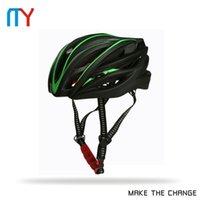 Wholesale Professional Integrated Bike Helmet Adult Casque Road Helmet MTB Helmet Ultralight Cycling Helemt for Racing Color
