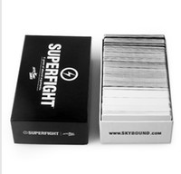 Wholesale SUPERFIGHT Core Deck The Superfight Card Game Argument Card Game Core Card Deck Starter Cards KKA1031