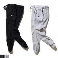 Wholesale high quality Hip Hop couple Casual pants KANYE WEST pants male and female slacks Harajuku Champion leisure trousers