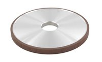 Wholesale 1pc Grit Flat Shaped Resin Grinding Wheel Cutter mm Outside Diameter mm Mounting Hole