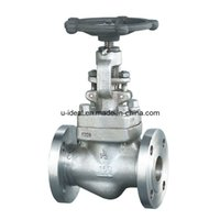 Wholesale J41h Forged Steel Flange Type Globe Valve