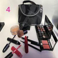 Wholesale Makeup tools Eye shadow Colour makeup combinations new products Christmas gift lipstick Lip gloss eyelash to cream eyeliner