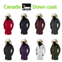 batik cotton - 2016 new Canada Winter Jacket Women Winter Coat Women Parkas Luxury Fur Coat Plus size Cotton Padded Down Coats