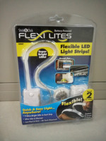 Wholesale Flexi Lites New Products Wardrobe The Light Belt Two Pieces Touch Armoire Lights Belts Simple Convenient jy