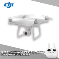 Wholesale Original DJI Phantom Professional FPV RC Quadcopter with K HD Camera Tracking Function RM5063US Stock in US