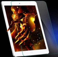 Wholesale Tablet PC Tempered Glass Screen Protector Film For iPad Pro Air2 ipad mini4 Explosion proof membrane