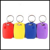 Wholesale Hot RFID IC Key Fob IC Key Tag Fudan F11M08 Compatible NXP S50 MHz
