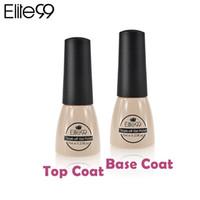 Wholesale Elite99 Gel Nail Primer Base Coat Foundation for UV Gel Polish Top Coat Top it off Topcoat for UV Curing UV Gel Nail Lacquer