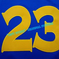 Wholesale Men Klay Thompson Jersey Draymond Green Jersey embroidery Blue white gold black Stitched