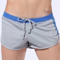 Wholesale Active Mens Underwear Mens Boxers Mens Underwears Boxer Shorts Mens Sports Shorts Home Gym Shorts Men s Underwear Underpants
