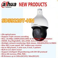 Wholesale DAHUA MP x Network IR PTZ Dome Camera P Full HD IP High speed Dome Camera without Logo SD59220T HN