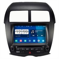 asx video - 8 Winca S160 Android Car DVD Stereo Player For Mitsubishi ASX With Radio Multimedia GPS Navi Map