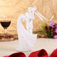 wholesale wedding accessories party decoration supplies wedding cake topper wedding cake decorating bride and groom figurine casamento