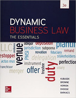Wholesale Newest Books Dynamic business law ISBN book Via DHL