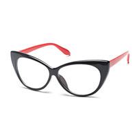 Wholesale New luxury Brand Women Cat Eye Myopia Optical Glasses Frame Anti fatigue Computer Eye Glasses Eyewear Oculos de grau