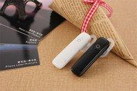 Wholesale M165 Hot Wireless Stereo Bluetooth Headset Earphone mini wireless bluetooth handfree universal for all phone
