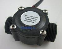Wholesale new G3 quot Water Flow Hall Sensor Switch Flow Meter Flowmeter Counter DC V V