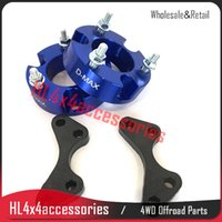 Wholesale Front Lift Spacer for Isuzu Dmax Coil Strut Spacer pieces With Ball Joint lift kit Dmax Coil spring spacer lift WD parts