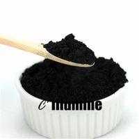 Wholesale Charcoal Material - Bamboo Charcoal Powder Black Color DIY Materials For Skin Care Makeup Handmade Soap Powder