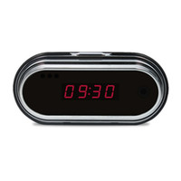 motion pictures - Wifi HD1080P Hidden Clock Camera DVR Video Recording With Alarm Clock Support Million CMOS Motion Detection Remote Take Video and Pictures